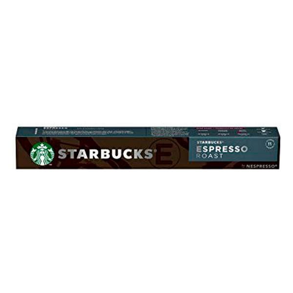 Cápsulas de Café Starbucks 10 uds Espresso Roast