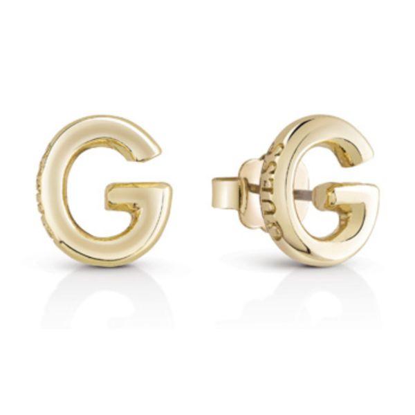 Ladies'Earrings Guess UBE83016