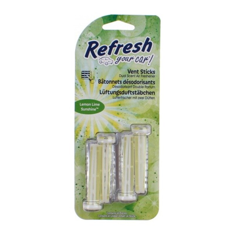 Car Air Freshener California Scents California Scents Lemon Lime Sunshine (2 uds)