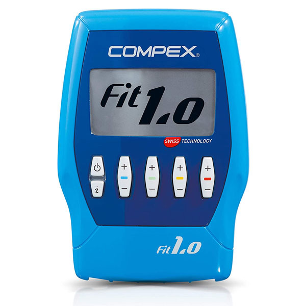 Electrostimulator Compex 3.0 120 mA 150 Hz Rechargeable