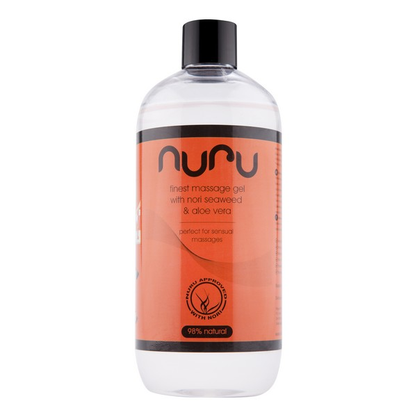 Massage Gel Nori Seaweed & Aloe Vera Nuru