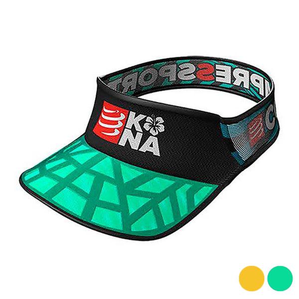 Unisex Cap Compressport Kona 17 Multicolour