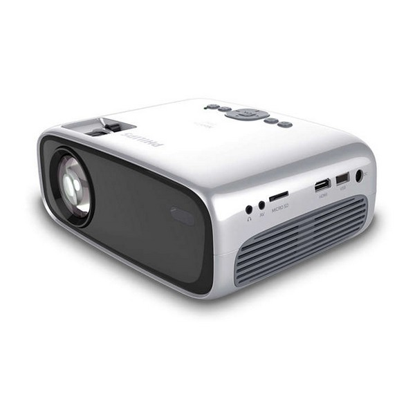 Projector Philips Neopyx Easy NPX440 LED 2600 lm 2W Silver