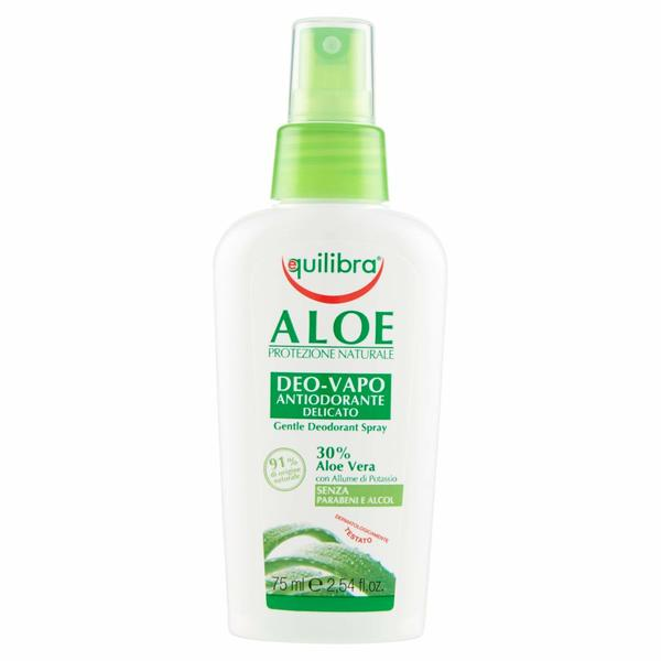 Spray Deodorant  Aloe Deo CDA (75 ml) (Refurbished A+)