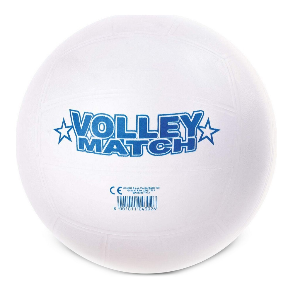 Ball Volley Match Unice Toys White (216 mm)