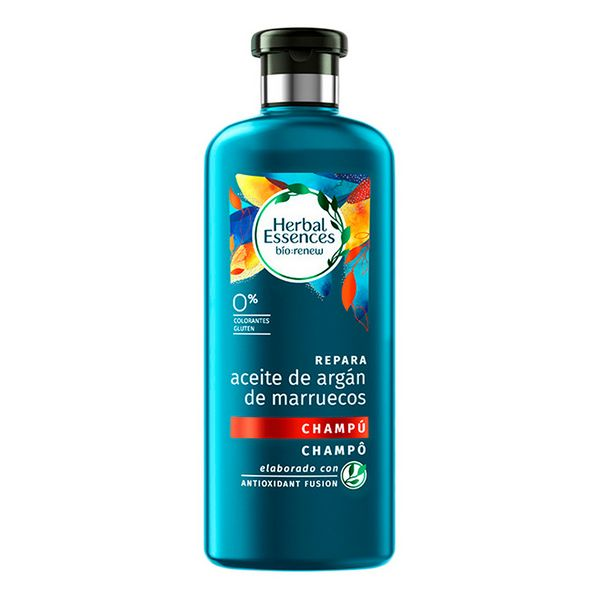 Obnovitveni šampon za lase Herbal (400 ml)