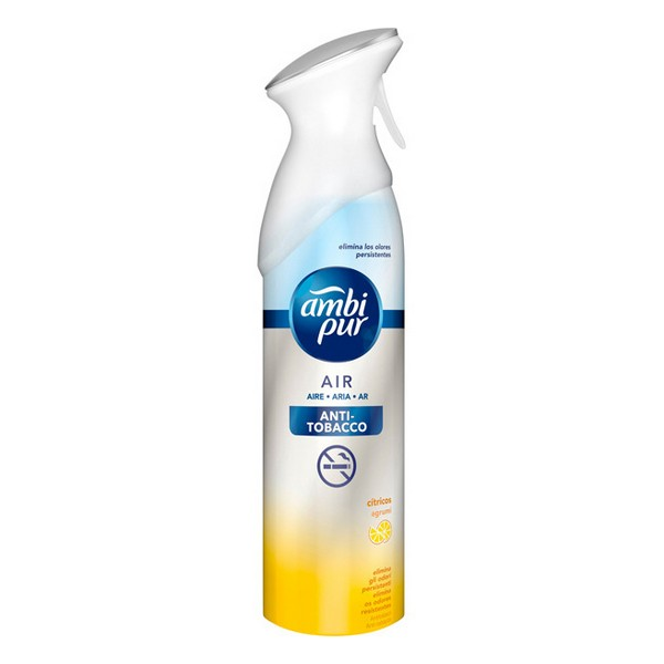 Spray Ambientador Anti Tabacco Ambi Pur (300 ml)
