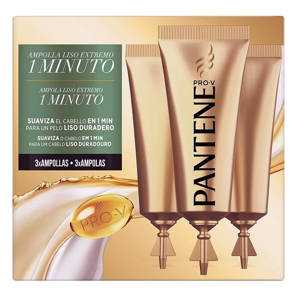 Ampoules Pro-v Suave & Liso Pantene (15 ml)