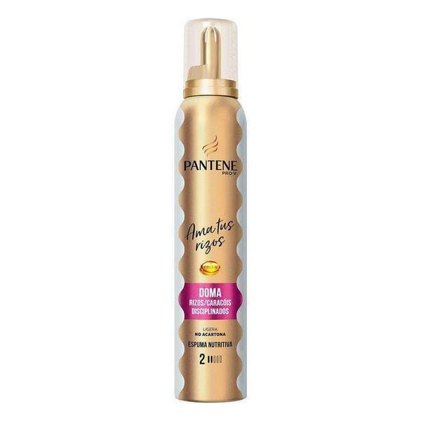 Foam for Curls Pro-v Nutritiva Pantene (200 ml)
