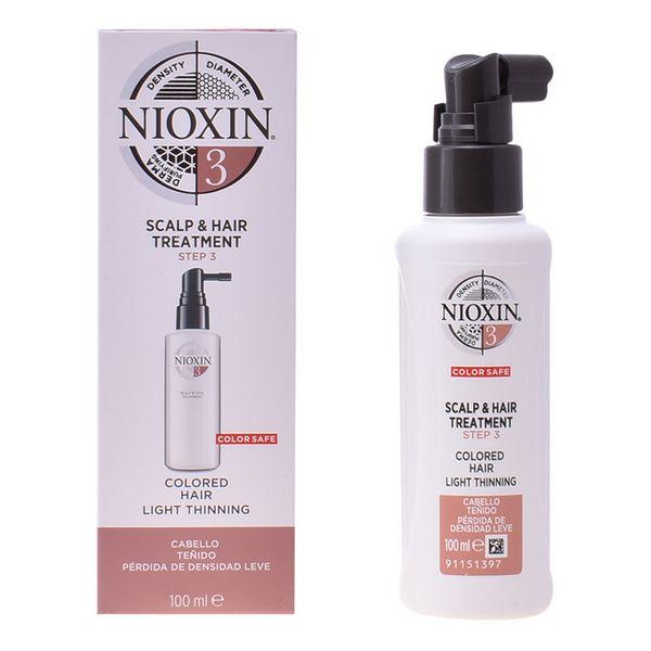Maska za občutljive lase System 3 Nioxin (100 ml)