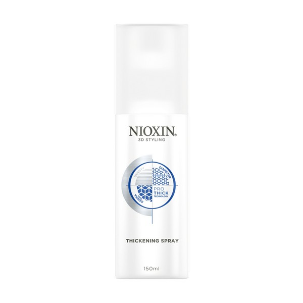 Utrjevalec v spreju 3d Styling Nioxin 44031 (150 ml)