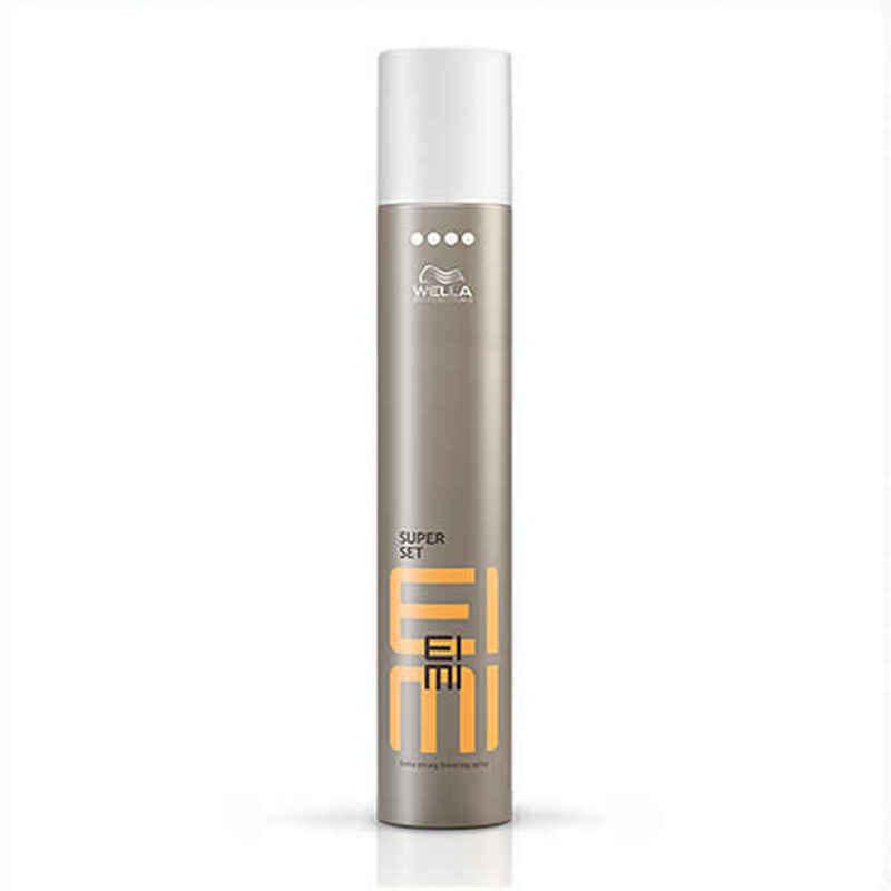Extra Firm Hold Hairspray Eimi Super Set Wella (500 ml)
