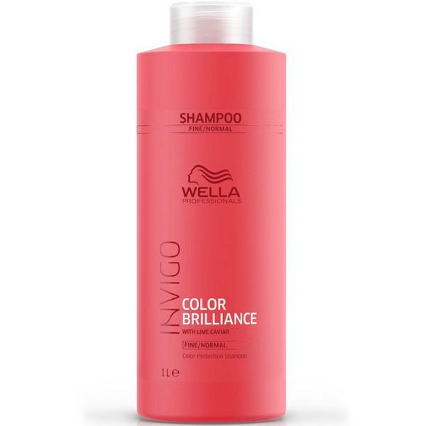 Šampon za ohranjanje barve Invigo Blilliance Wella - 250 ml