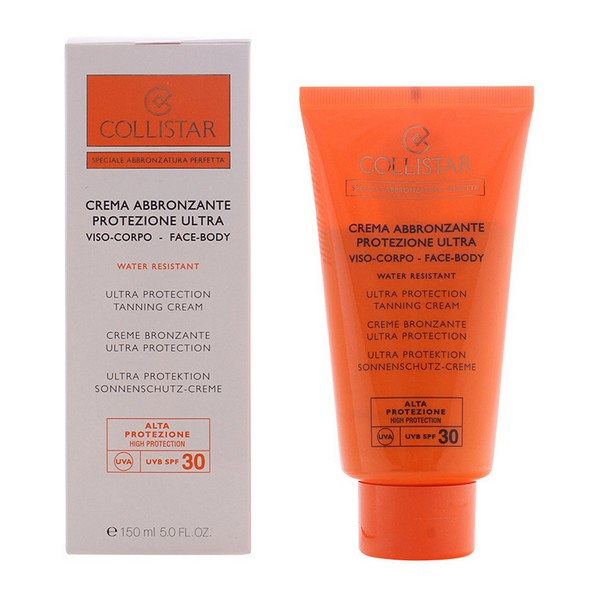 Bronceador Perfect Tanning Collistar Spf 30 (150 ml)