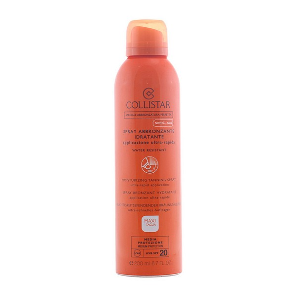 Tanning Spray Perfect Tanning Collistar