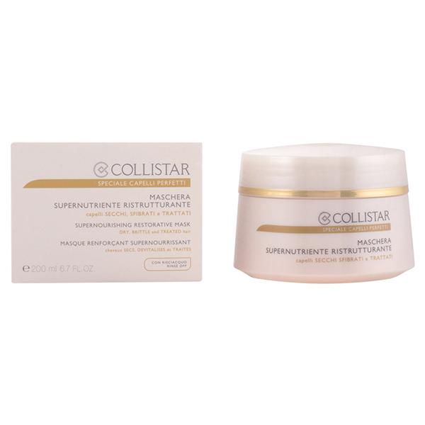 Krepitvena maska za lase Perfect Hair Collistar (200 ml)