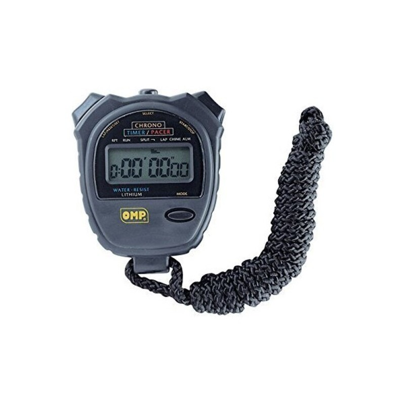 Multi-function Stopwatch with Hanger OMP KB/1041 Black