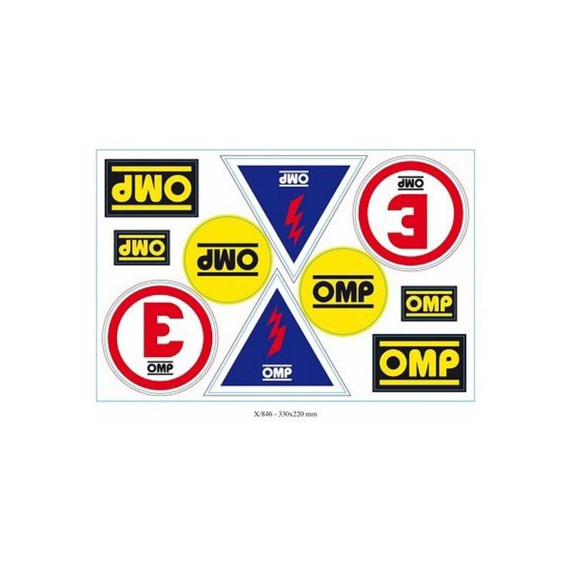 Adhesives OMP Extinguisher Rally