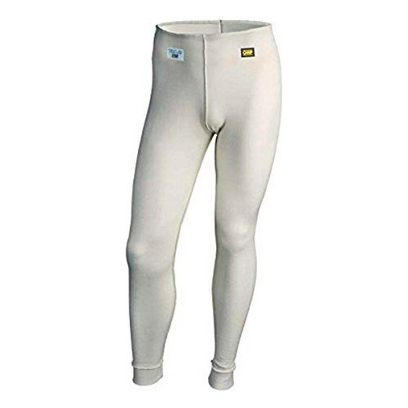 Thermal Pants OMP Long Johns Cream (Size S)