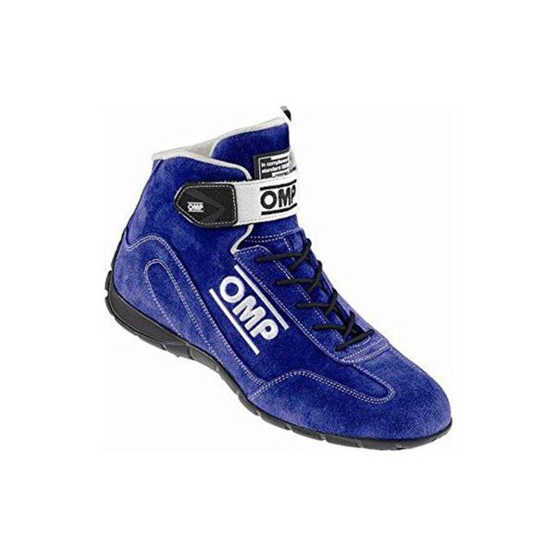 Bottes de course OMP CO-Driver Bleu (Taille 42)
