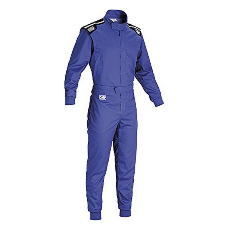 Childrens Racing Jumpsuit OMP Summer-K Blue (140 cm)
