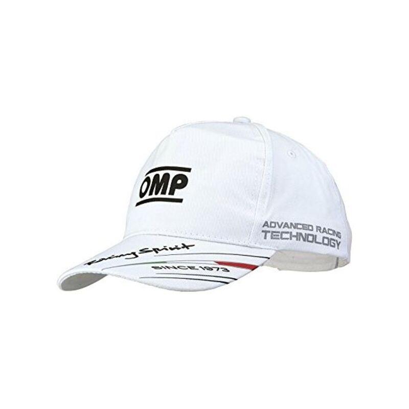 Sports Cap OMP MY2014 White (One size)