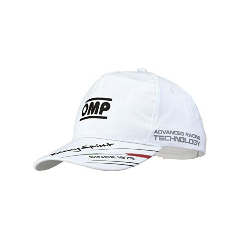 Child Cap OMP PR918C020 White (One size)