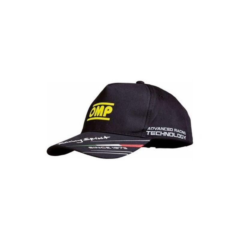 Child Cap OMP PR918C071 Black (One size)
