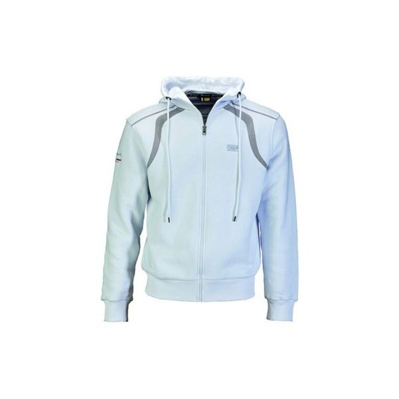 Men's Hoodie OMP Racing Spirit White