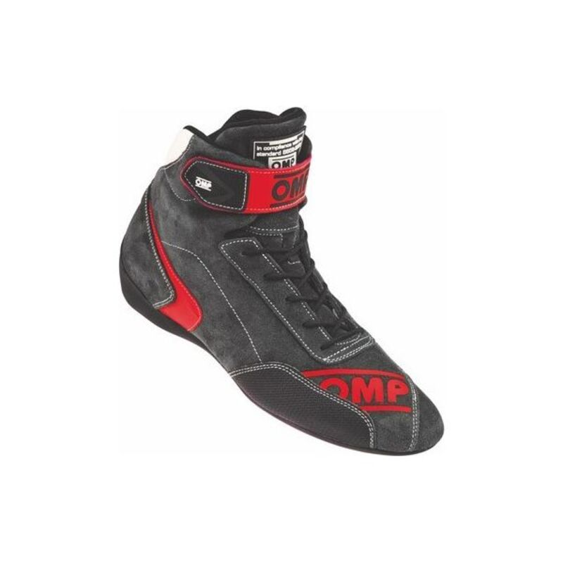 Bottes de course OMP First EVO Rouge (Taille 40)