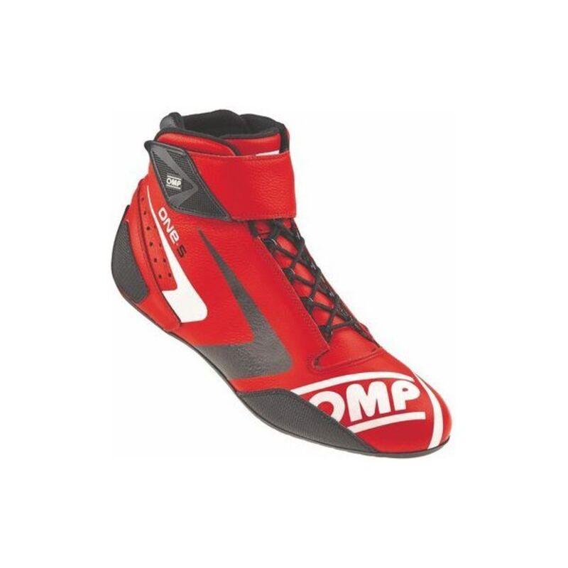 Bottes de course OMP MY2016 Rouge (Taille 48)