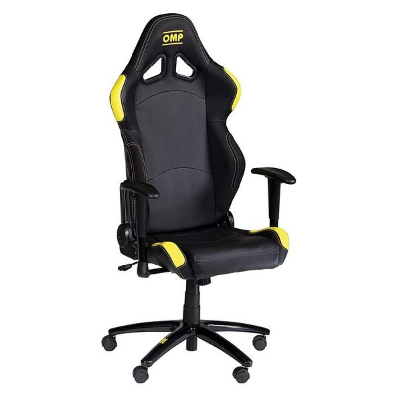 Gaming Chair OMP MY2016 Yellow/Black