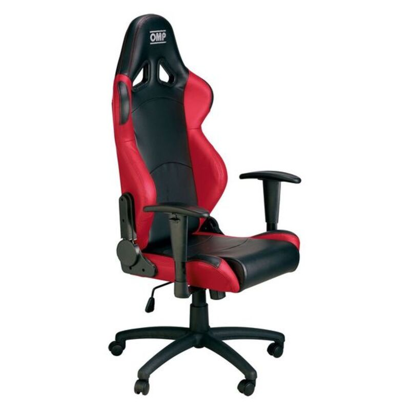 Gaming Chair OMP MY2016 Black/Red