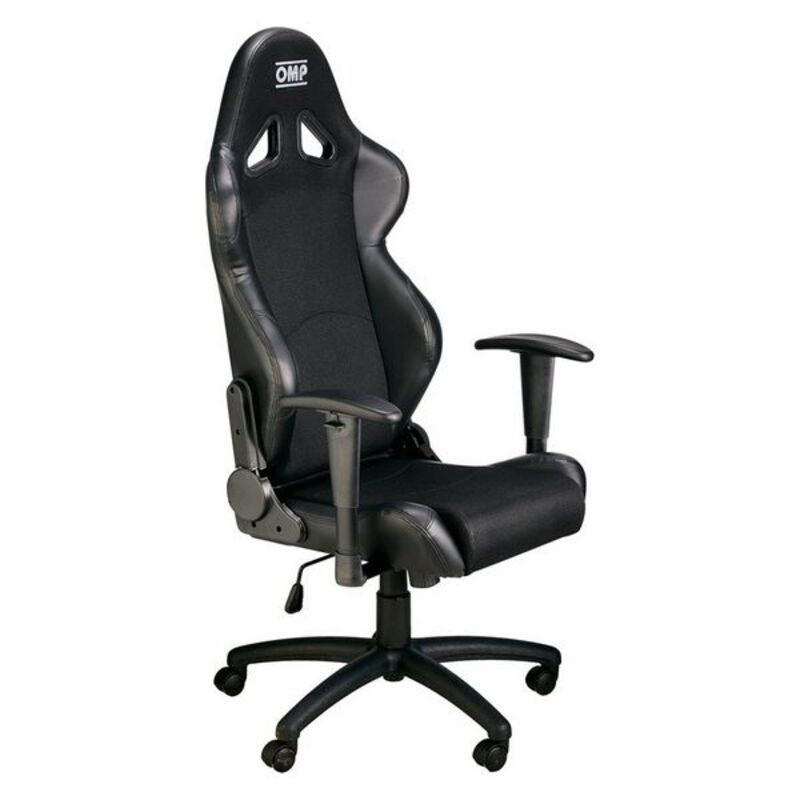 Gaming Chair OMP OMPHA/777E/AIR Black