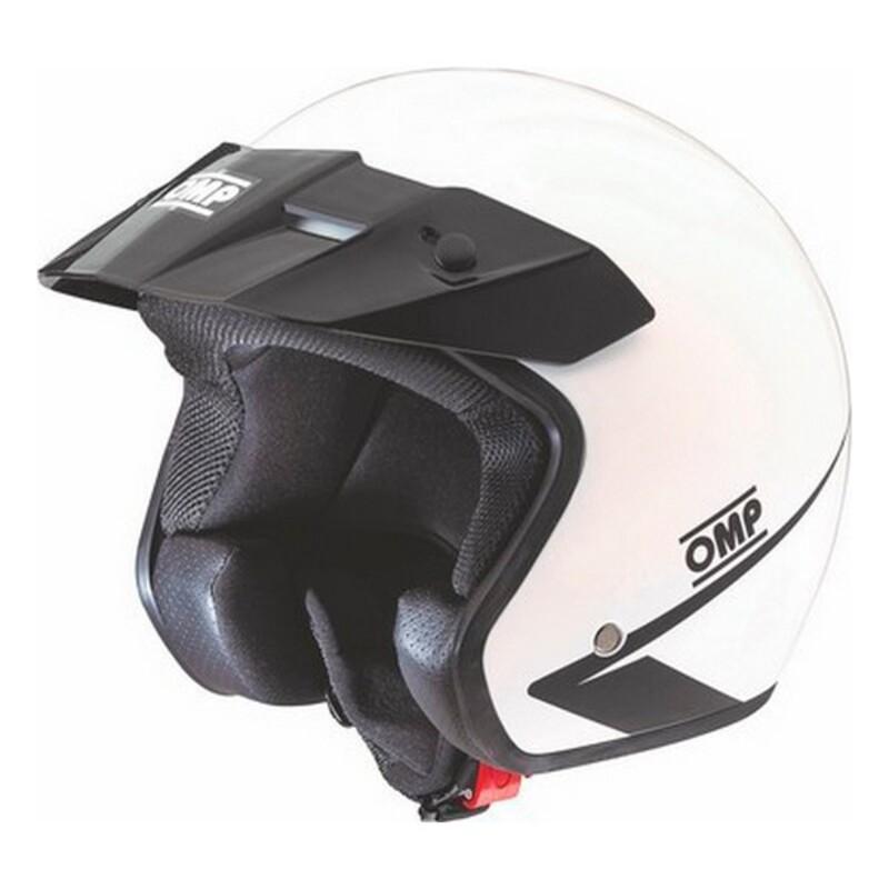 Helmet OMP MY2017 White