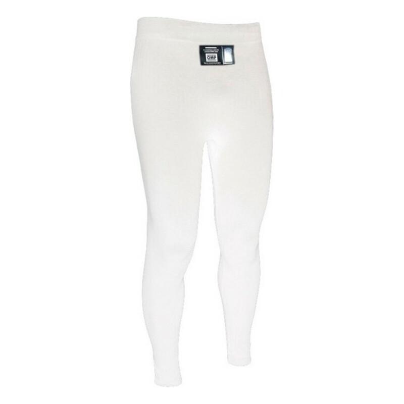 Thermal Pants OMP Tecnica Long Johns White