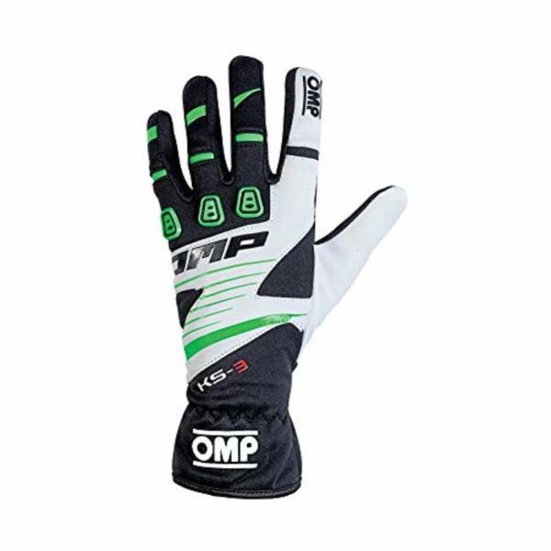 Men's Driving Gloves OMP Black