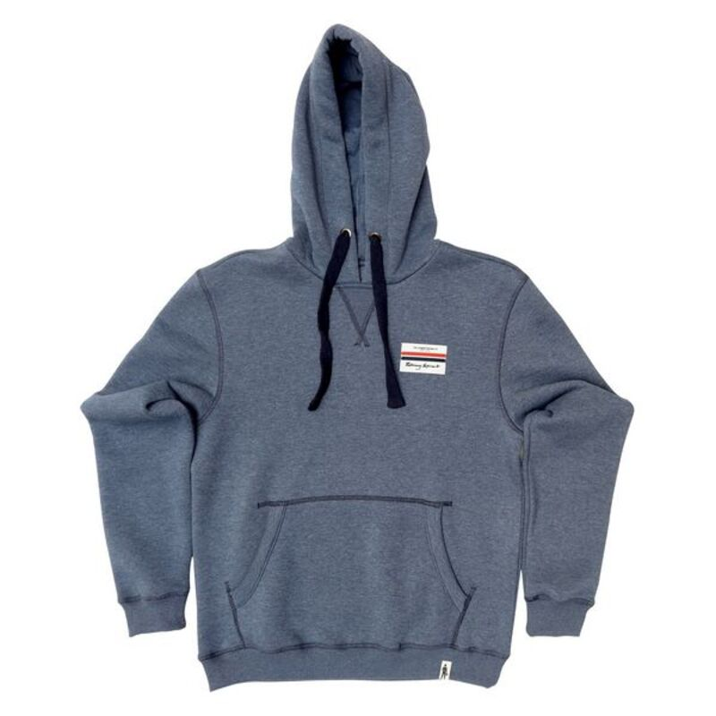 Men's Hoodie OMP Racing Spirit Dark Grey