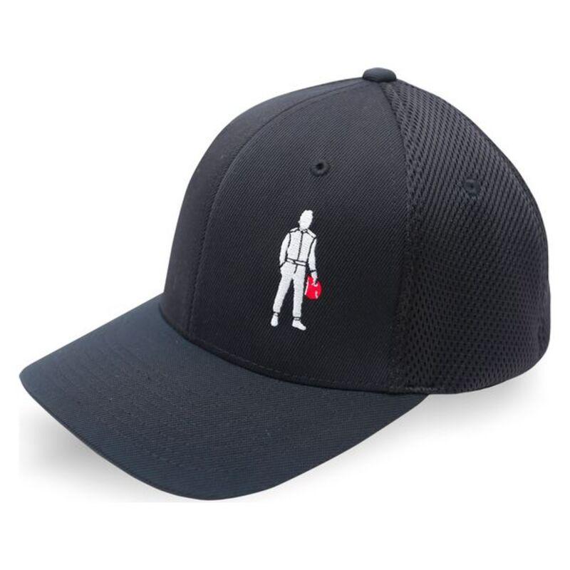 Sports Cap OMP Flexfit Driver Icon Black (Size S/M)