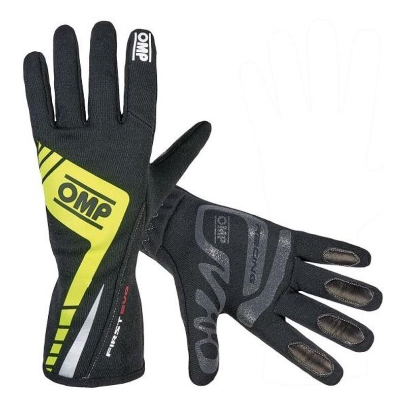 Karting Gloves OMP First Evo