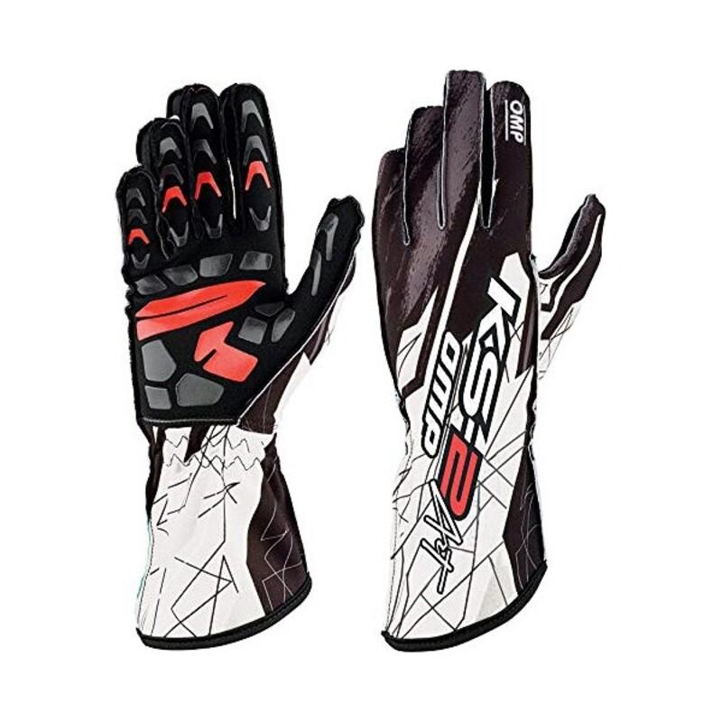 Karting Gloves OMP KS-2 Art
