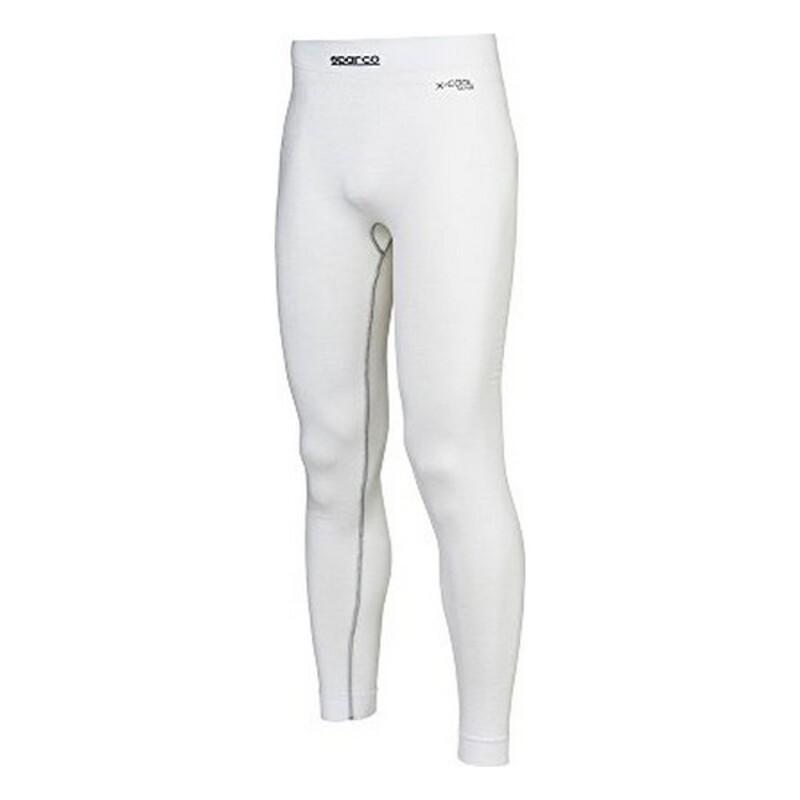 Thermal Pants Sparco RW9 White
