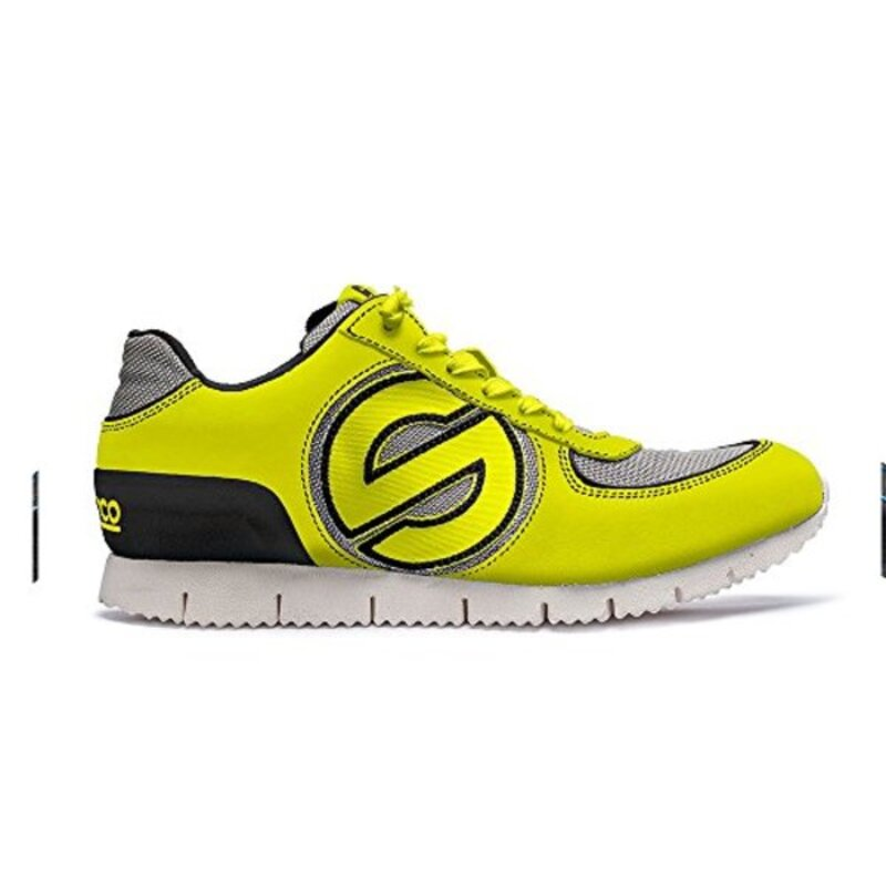 Casual Trainers Sparco Genesis Green