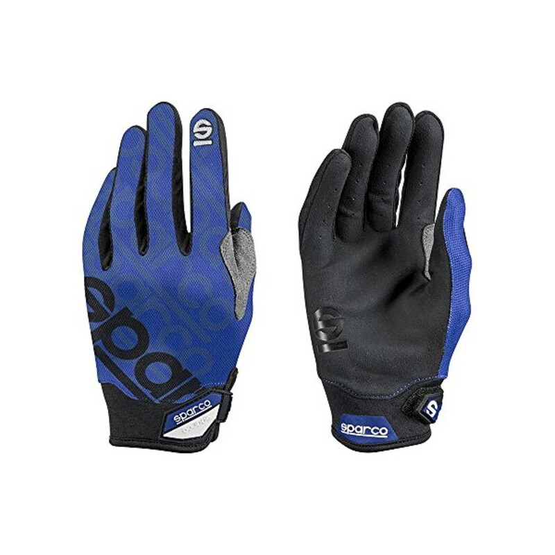 Mechanic's Gloves Sparco Meca 3 Blue