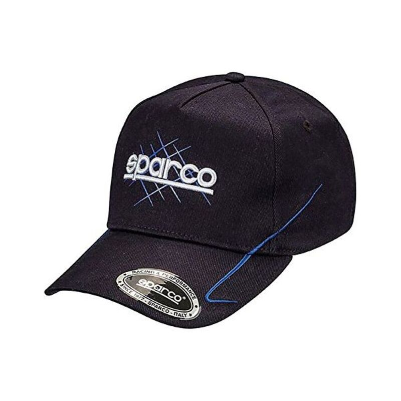 Sports Cap Sparco 40th Blue (One size)