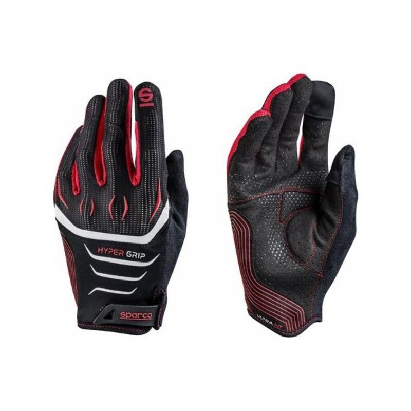Gloves Sparco Hypergrip Black