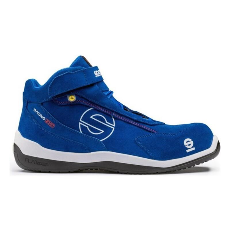 Baskets Sparco Racing EVO Bleu