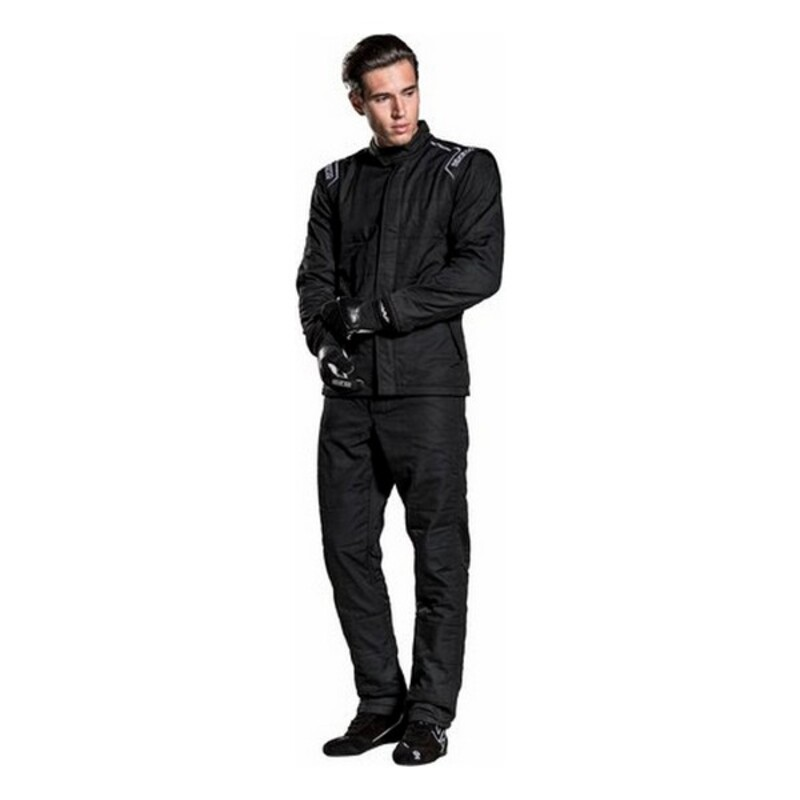 Trousers Sparco MS-D RMO-001 Black (Size XXL)