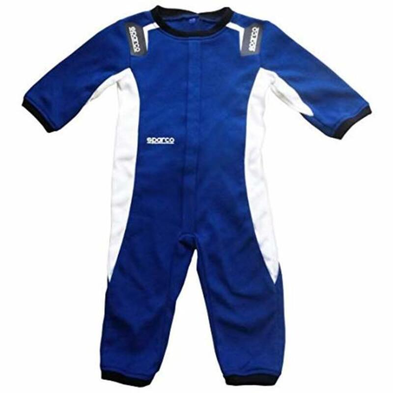 Baby's Long-sleeved Romper Suit Sparco Eagle Racing jumpsuit (3-6 Months)
