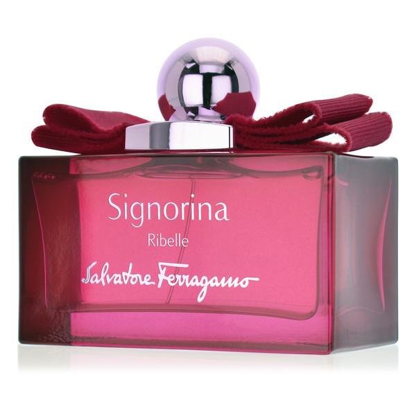 Perfume Mujer Signorina Ribelle Salvatore Ferragamo EDP (100 ml)